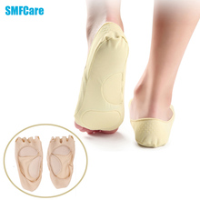 2Pcs/1Pair Five Toe Socks Arch Support Socks Summer Fish Head Sock Open-toed Foot Boat Slip Socks Pain Relief Foot Massager C598