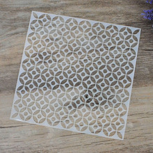 DIY Craft Star Layering Stencils For Walls Painting Scrapbooking Stamping Stamps Album Decorative Embossing Paper Cards