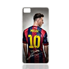 00078 New Lionel Messi Bar cell phone Cover Case for BQ Aquaris M5.0 for ZUK Z1 FOR GOOGLE nexus 6