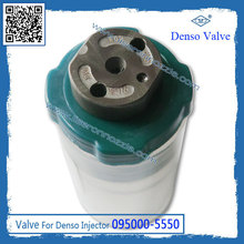 Liseron ERIKC 095000-5550 Denso common rail injector injector valve plate , 095000-5550 denso plate