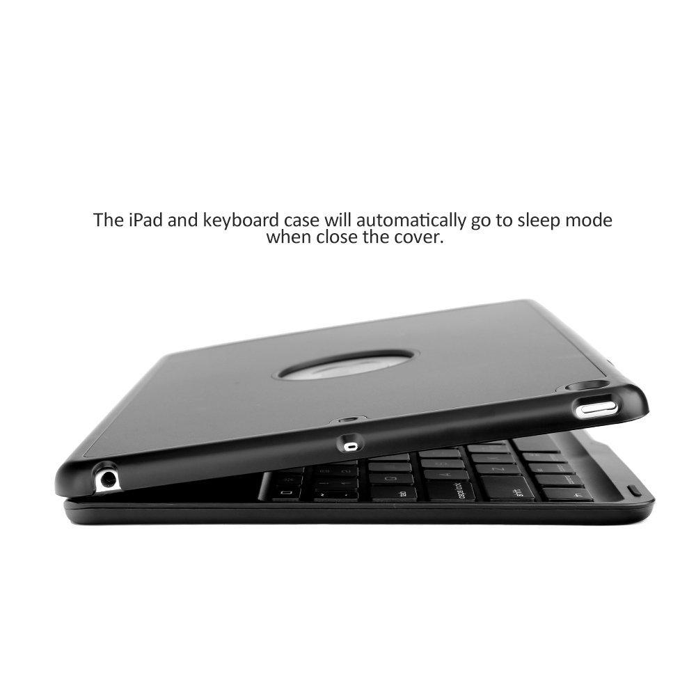 Wireless 3.0 Bluetooth keyboard Black 4