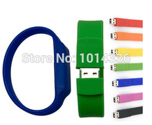USB Flash Drive 4GB 8G 16G fashion Bracelet Wristband Memory Disk Card Stick Thumb/Car/Pendrive Key U Disk/creative Gift S363