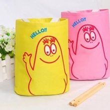 LASPERAL Funny Storage Bag Fashion Assorted Cartoon Multicolored Storage Bag Oxford Cloth Pouch Bag Handbag Bags Debris New