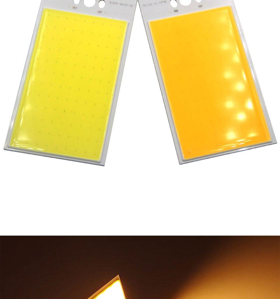 30w cob led strip light bulb led lamp 12v lighting (8)