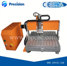 Two-years' guarantee cnc router cutting wood ,stone,plastic / mini model cnc product(China)