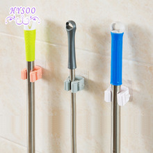 Free Punch Mop Barrier Toilet Mop Hook Bathroom Sweeper Paddle Pole Mop  HYSOO