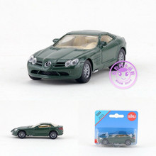 Free Shipping/Siku/Diecast Toy Car Model/Simulation:Toy Car Benz Mclaren SLR Super/Educational/Collection/Small/Festival gift