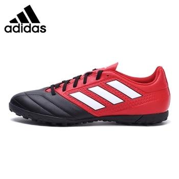 Original de la Nueva Llegada 2017 Adidas ACE 17.4 TF hombres de Fútbol/Soccer Zapatos Zapatillas de Deporte