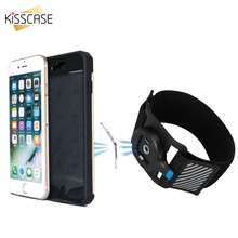 KISSCASE Universal Armband Case For iPhone 6 7 Plus Samsung S8 S7 S6 Running Sports Pouch Bag Arm Band Mobile Phone Accessories