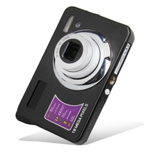 super 8x opital zoom digital camera 18mp /1080p digital video camera with 4gb sd card free shipping