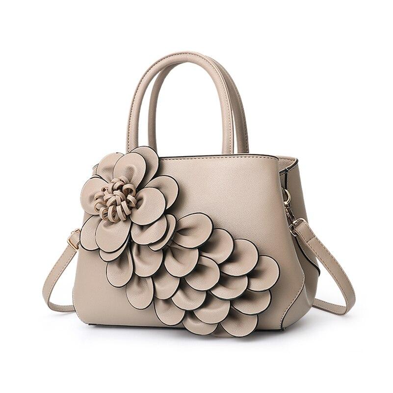 Nevenka Handbag Women Floral Handbags Small Shoulder Bags Leather Crossbody Bag for Women Handbags Purses and Handbags 201809