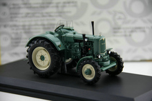 Out of print SCHUCO 1:43 MAN 4 S 2 alloy tractor model Agricultural machinery model Boutique collection model