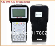 2013 auto key programmer V39.02 SBB updated version CK100 Support Multi-Brands Car with multi-language with factory price(China)