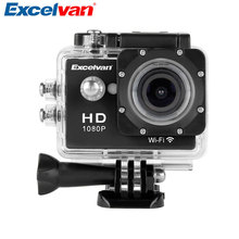 Practical Outdoor Action Sports Y8-P 2.0 Inch WiFi 1080P Full HD 30M Waterproof H264 1080p 12Mp Video Action DV Sports Camera(China)