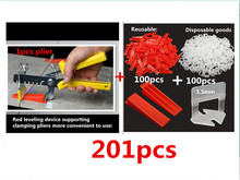 Wedges Clips Ceramic Wall Floor Tile Leveling Plier Spacers Lippage Leveling System Tool fit Wedges and Clips(China)