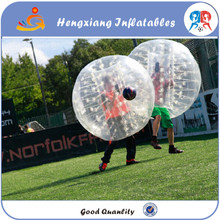TOP QUALITY.  0.8mm PVC soccer zorb,inflatable soccer game,football bubble Drop Shipping