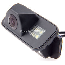 Hot Selling Car Rear View Reverse Camera Parking Backup HD Parking Assistance Camera  IP67 for Toyota Corolla Vios 2009 2010