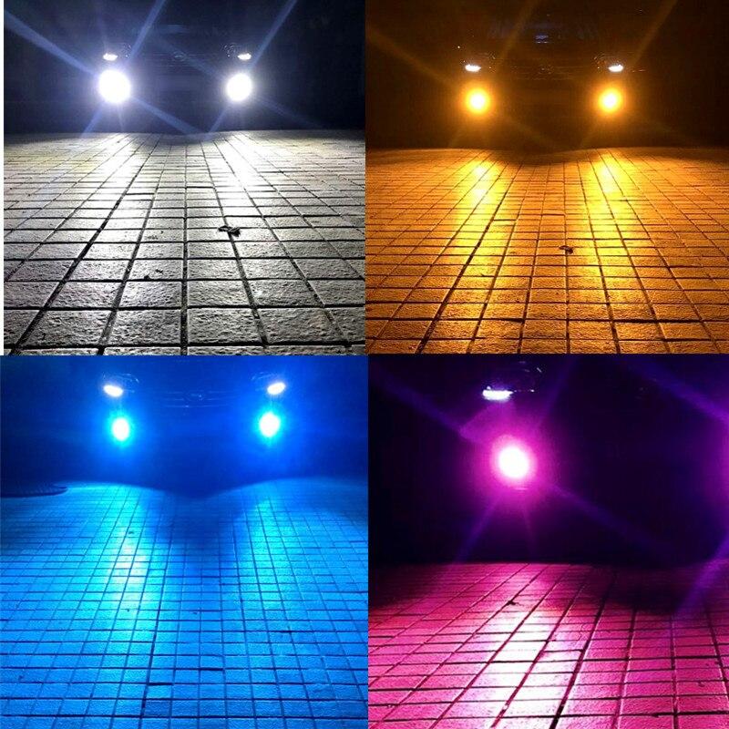 New-Car-LED-Dual-color-Fog-lamps-H3-H7-H11-H8-H9-HB3-HB4-9005-9006(5)