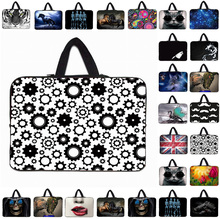 "Notebook Neoprene Soft Inner Bags Case For Apple Samsung Dell HP Lenovo Universal 17"" 16.8 17.3 17.4 inch Mini Computer Bag"