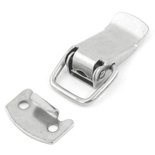 2 Set Box Chest Case Spring Loaded Draw Toggle Latch 30mm Length(China)