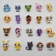 LPS lps Toy bag 20Pcs Pet Shop Animals Cats Kids Children Action Figures PVC LPS Toy Birthday Gift