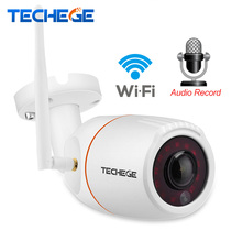 Techege Wide Angle 360 3D VR Lens Fisheye 1.3MP IP Camera P2P Email Detection Night Vision CCTV Surveillance Camera(China)