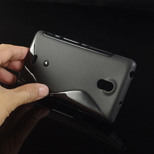 Soft S-Line Wave Anti-skid TPU Gel Case Skin for Sony Xperia T LT30p Mobile Phone Protective Rubber Matte Cover
