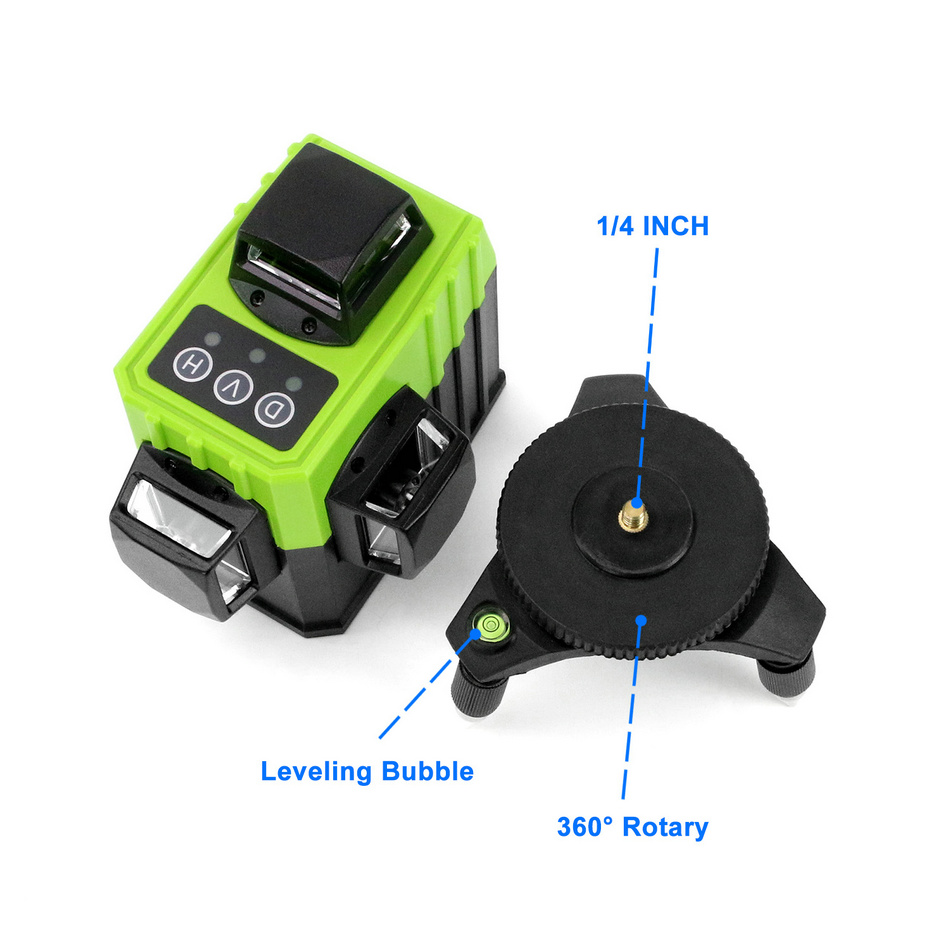 Kaitian Laser Level MG3D5L base