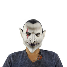 Mask Halloween Head latex Rubber Mask Costume Theater Prop Party Mask masquerade masks(China)