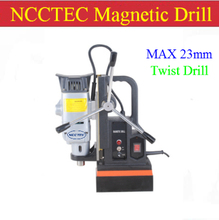 23mm NCCTEC Twist drill Magnetic base Drills NMD23T | 0.9'' MAGNETIC Drilling Machine | 1200W FACTORY direct sell(China)