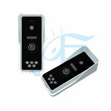 3G Outdoor Villas Apartment Intercom Access Control for one key to dial Security Systems