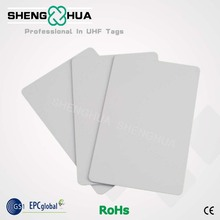 200pcs/box Alien H3 RFID Card 85*54mm Ultra Thin RFID 860-960mhz Card PVC Smart Card for Access Control(China)