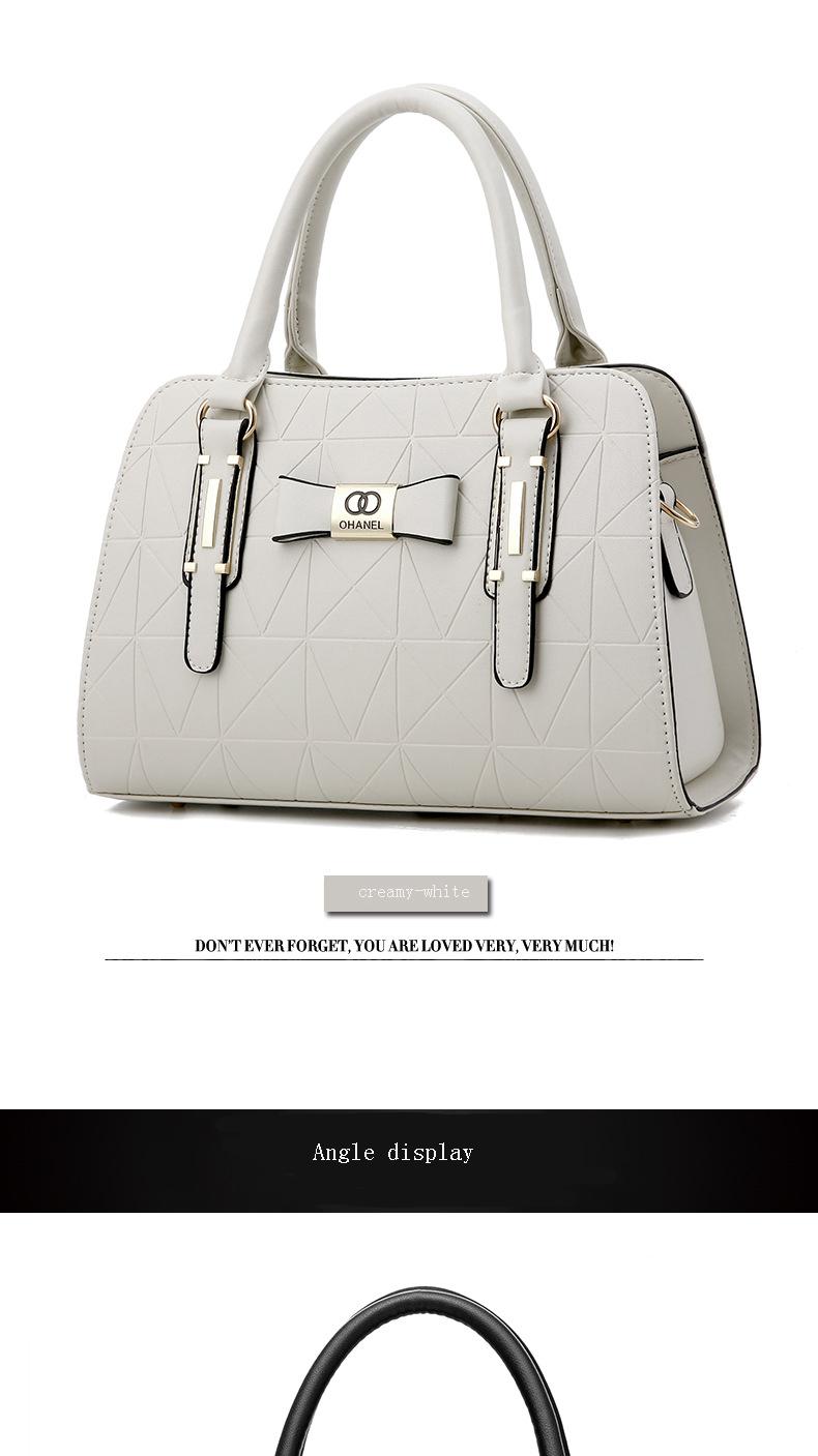 MICKY KEN Hot Sale Fashion Women Leather Handbag 14
