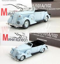 1:43 Advanced alloy car models,high simulation Soviet convertible classic car ZIS-102,metal diecasts,toy vehicles,free shipping(China)