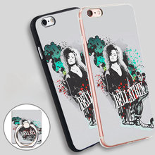 bellatrix lestrange graphic logo Phone Ring Holder Soft TPU Silicone Case Cover for iPhone 4 4S 5C 5 SE 5S 6 6S 7 Plus