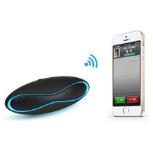 Mini Stereo Boombox Speaker Wireless Bluetooth Speaker Audio Receiver Mic Super Bass FM Support for iPhone for Samsung