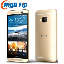 "Original Unlocked HTC One M9 GSM 3G&4G Android Quad-core RAM 3GB ROM 32GB Mobile Phone 5.0"" WIFI GPS 20MP Refurbished Dropship"