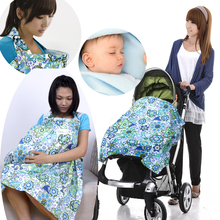 MamaLove 5Colors Maternity Clothes Choices Maternity Nursing Privacy Nursing Cover Canopy Nursing Shawl Breast Feeding Wrap