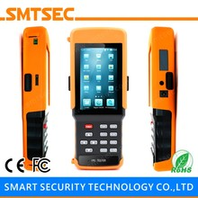 "IPC-9300P 4.3"" Touch Screen IP Analog Camera Testing Multi-language Onvif 12v DC Output POE PTZ Control CCTV Tester Monitor(China)"