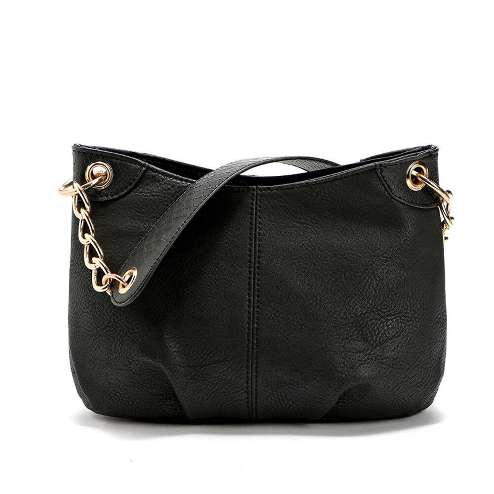 Hot New Arrival Womens Leather Handbags Fashion Female Messenger Bags Crossbody Shoulder Bags Satchel Tote bolsas feminina<br><br>Aliexpress