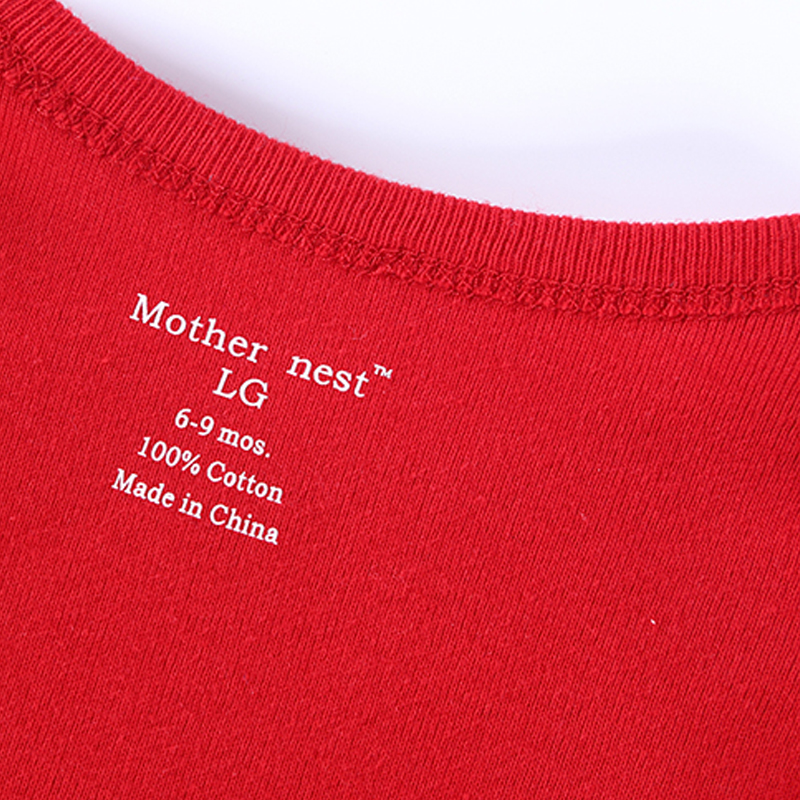 2016 Newly 25 Styles Baby Clothing 0-12 M Romper Mother Nest Red Color Monkey Embroidered Next Boy&Girl Bebes Newborn Clothes (6)