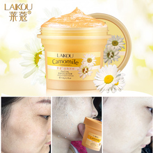 LAIKOU Face Body Exfoliating Gel Scrub Dead Skin Remover Beauty Moisturizing Whitening Purifying Gentle deep clean Replenishment