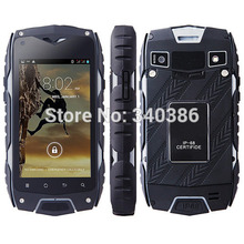 Jeep Z6 IP67 Waterproof Shockproof Dustproof Rugged Smartphone Android Dual Core 4.0 3G GPS 5.0MP Camera Hot Sale China Phone(China)