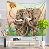 Tapestry-Polyester-Wall-Tapestry-Indian-Creative-Elephant-Tapestry-Home-Decoration-Carpet-Mandala-Toalla-Playa-Hippie-Tapestries