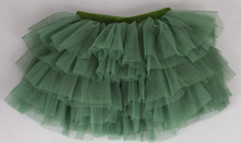 2016 Pettiskirt Skirts Etek Tutu Skirt Explosion Models Princess Bust Children Veil Wholesale Children's Wear Manufacturers(China)
