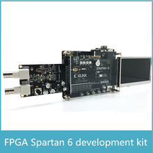 Best price Xilinx spartan 6 FPGA development kit includes FPGA spartan 6 dev board AD/DA module and 4.3 inch TFT LCD