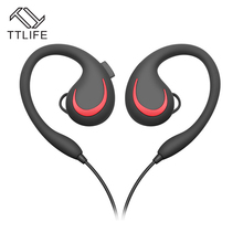 TTLIFE S6 Wireless Bluetooth 4.1 Headset CSR 8635 Stereo High Level Noice Cancelling Sports Earphone With Apt-x Dual Battery(China)