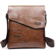 Buy new fashion buluo JEEP men casual leather messenger bag, men leather shoulder bag, famous brand design business bag satchel for $13.50 in AliExpress store