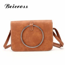Fashion Women's Handbag 2017 Vintage Bag One Shoulder Cross-Body Portable Small Bags Mobile Phone Bag Min Messenger Bag LY1832