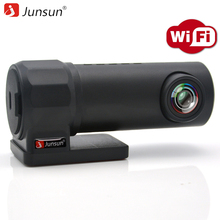 Junsun S30 Mini WIFI Car DVR Camera Dashcam Video Recorder Digital Registrar Camcorder APP Monitor Wireless DVRs(China)